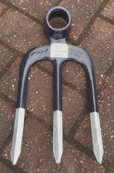 Heavy Duty Canterbury Fork (Head only)
