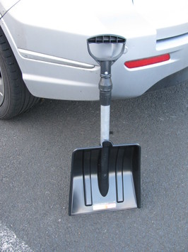 Telescopic Shovel.